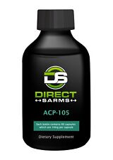 QUALITY FAT WEIGHT LOSS+MUSCLE GAIN ACP-105 Supplement Certificated Capsules