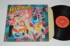 FRANK MARINO The Power of Rock and Roll LP 1981 Columbia Records Canada FC-37099