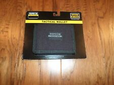 RAPDOM TACTICAL TRI-FOLD WALLET CORDURA NYLON 18 COMPARTMENT/POCKET ID WINDOW