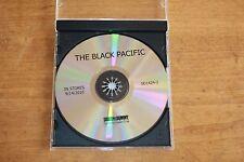 The Black Pacific - USA CD promo / Selftitled album 2010 / Hardcore Punk