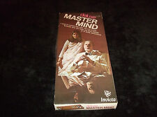 MASTER MIND DELUXE STRATEGY GAME BY INVICTA