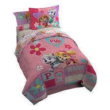 Paw Patrol We Are Pawsome Girls Twin Comforter Set
