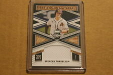 2020 Panini Elite Extra Edition Spencer Torkelson First Round Materials Jersey