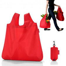 Ladies Shopping Bag Reusable Foldable ECOTote Handbag Fold AWAY Bag ONE