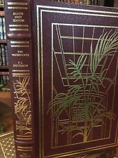 Franklin Library: Signed: E.L.Doctorow: Waterworks: First Edition