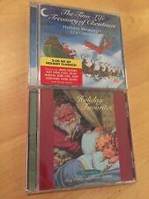 The Time-Life Treasury of Christmas: Holiday Memories CD BRAND NEW + BONUS CD !