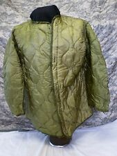 Vintage M65 Fishtail Parka Liner New Original Medium Extreme Cold Weather