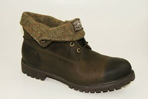 Timberland 6 Inch Premium Roll Top Botas de Cordón Zapatos Hombre 6118R