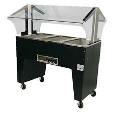 "Advance Tabco B3-Cpu-B 47"" Ice Cooled Portable Food Buffet Table"