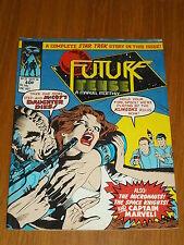 FUTURE TENSE #37 MARVEL BRITISH MONTHLY SEPTEMBER 1981 STAR TREK CAPTAIN MARVEL