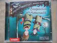 Die Vampirschwestern 08. Bissgeschick um Mitternacht Franziska Gehm (2011) BI717
