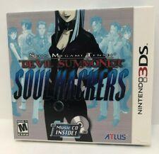 Shin Megami Tensei: Devil Summoner: Soul Hackers, Nintendo 3DS, Box Set Bonus