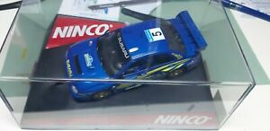 Ninco slot 1/32 Subaru WRC nº5