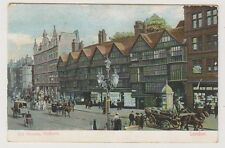 London postcard - Old Houses, Holborn, London