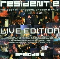 Resident E - Episode III (Live Edition) -  CD DUVG The Fast Free Shipping