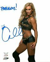 Carmella ( WWF WWE ) Autographed Signed 8x10 Photo REPRINT
