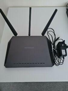 NETGEAR R7000-100PAS Nighthawk AC1900 1300 Mbps Wireless AC Router