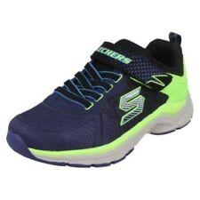 Chaussures Skechers boucle pour garçon de 2 à 16 ans