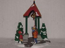 DEPT56 CHRISTMAS BELLS 1996 SPECIAL EVENT PIECE #9871-1NEW. MINT IN ORIGINAL BOX