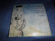 ksm. Book  The wonderful story of how you were born Sidonie Matsner Gruenberg