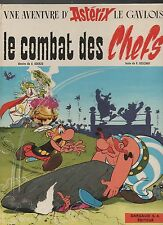 UDERZO. Astérix 7. Le Combat des Chefs. Dargaud EO 1966.