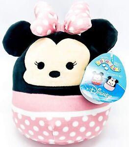 "Minnie Mouse 8"" Disney Squishmallow Kelly Toys Soft Stuffed Animal Plush"