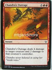 Magic - 4x Chandra's Descent-Archenemy Nicol Bolas