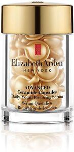 60 Capsules Elizabeth Arden Advanced Ceramide Capsules Daily Youth Restoring Eye