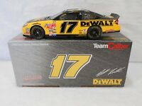 MATT KENSETH #17 DEWALT 1/24 TEAM CALIBER 2000 FORD NASCAR DIECAST