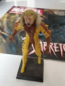 Marvel Classic figurines Sabertooth