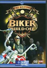 THE BRITISH BIKER BUILD OFF 2 DVD BOX SET - DISCOVERY REAL TIME
