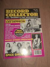 RECORD COLLECTOR MAGAZINE ~ MAY1997 ISSUE: 213 LED ZEP THE JAM THIN LIZZY & MORE