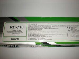 Low Hydrogen 7018 2.6mm x 350mm x 2kg Arc Welding Electrodes / Rods / Stick