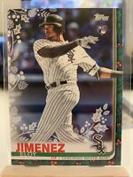 2019 Topps Holiday Eloy Jiminez Rookie Card RC
