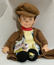 Baby Geniuses Bean Pals Toy Biz 1997 Sly The Hobo Doll plush NEW!
