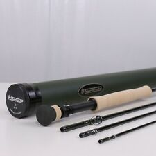 Sage X 9 FT 5 WT Fighting Butt Fly Rod - FREE HARDY REEL - FREE FAST SHIPPING