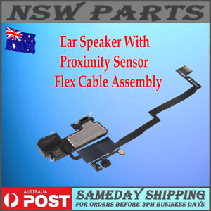 iPhone X XR XS MAX 11 Pro Max Ear Speaker Proximity Sensor Flex Cable Assembly