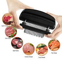 48 Blades Needle Meat Beaf Steak Tenderizer Mallet Hammer Knife Cooking Tools