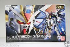 Bandai RG 14 RG 1/144 Strike Freedom Gundam ZAFT Mobile Suit ZGMF-X20A Seed JPN