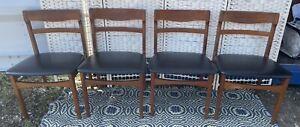 Retro,vintage Teak Nathan Chairs