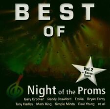 Night of the Proms-Best of 2 (2003) Il Novecento, Mark King, Bryan Ferry,.. [CD]