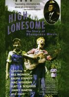 High Lonesome: Story of Bluegrass / Documentary [New DVD]