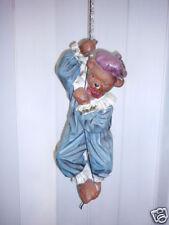 Figurine suspendu Teddy Ours de corde höhe50cm Décoration pour suspendre N°9