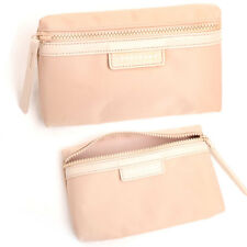 0688e798a4ed New Longchamp Le Pliage Neo Clutch Cosmetic Pouch Beige Bag