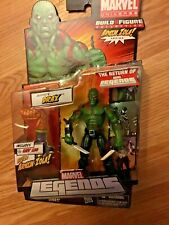 MARVEL LEGENDS DRAX FIGURE BUILD ARIN ZOLA SERIES RETIRED MARVEL LEGENDS