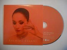 RACHIDA BRAKNI : JE DANSE ET JE RIS ♦ CD ALBUM PORT GRATUIT ♦