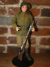 RARE Original Vintage GI JOE 1964 Dolls Figures with Clothes Weapons Accessories