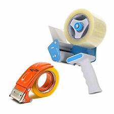 Packing Tape Dispenser Gun Plus 1 Metal Handheld Tape Dispenser2 Inches Light