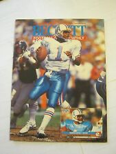 September 1991 Issue #18 Becket Football Card Monthly Magazine (GS2-18)
