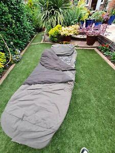 Nash Air Lite Sleep System Bedchair c/w Barrowlogic Bedchair bag